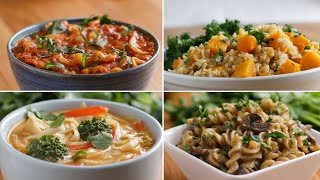 One-Pot Vegan Dinners by Tasty