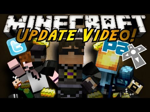 updates - SOME REALLY IMPORTANT UPDATES IN THIS VIDEO! From server stuff to Pax East to real life stuff as well! Listen well recruits! Remember to Follow me on twitter...