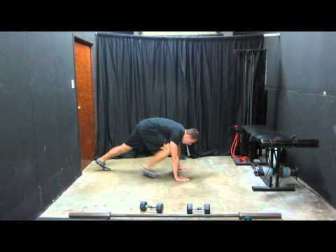 BEST IN HOME MMA WORKOUT! by PRO MMA Fight Conditioning Training Coach Kozak | HASfit