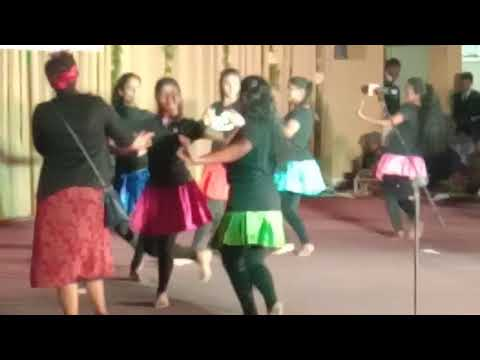 Dance Act to Eucharistic Year Song PG'18 OLFCB