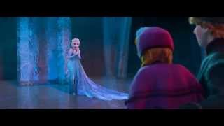 ❅For the First Time in Forever ❅HD (Reprise) -Movie Scene Frozen