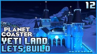 In this episode of Yeti Land we build a Frosty Train Station Castle for our final 5th unique train station on Yeti Land! Follow me on STEAM I have MANY Plane...