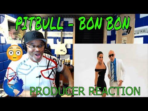 PitBull   Bon Bon - Producer Reaction