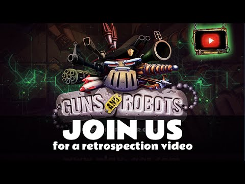 Official Guns and Robots Retrospection Video HD