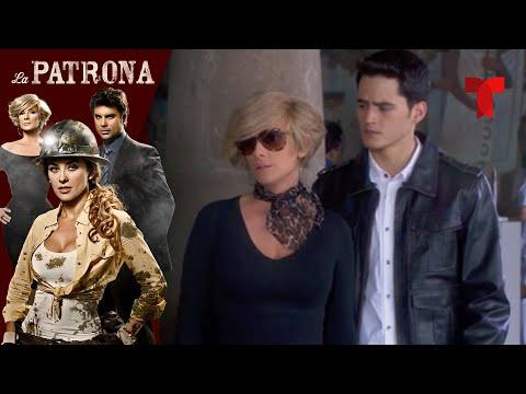 La Patrona / Capítulo 77 (1/5) / Telemundo