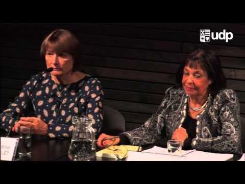 Cátedra Abierta UDP en homenaje a Roberto Bolaño, con Catherine Millet
