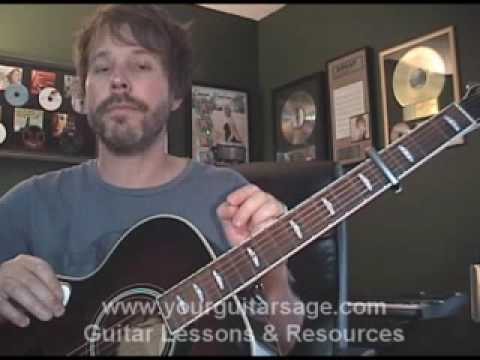 Guitar Lessons - Firecracker by Josh Turner - cover chords lesson ...