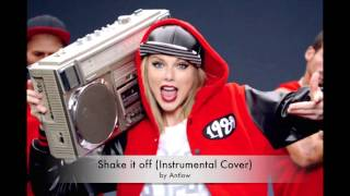 Taylor Swift - Shake it off Instrumental Cover with download link (Free)