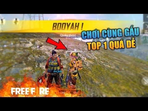 [Free Fire] Cùng Gấu Leo Rank Lấy TOP 1 | Sỹ Kẹo - Thời lượng: 15:41.
