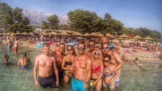 Makarska Croatia  city photos : Makarska - Croatia 2015 [FullHD]