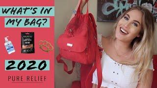 Whats In My Bag? 2020 by Joya G