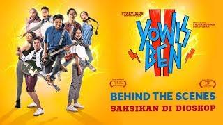 Video YOWIS BEN 2 - Official  Di Balik Layar MP3, 3GP, MP4, WEBM, AVI, FLV Maret 2019