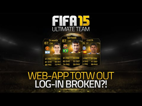 App - FIFA 15 Ultimate Team playing FIFA 15, FIFA 15 Trading, FIFA 15, Web App, FIFA 15, Best TOTW & more! Enjoyed FIFA 15 Ultimate Team Trading? If you want more than leave a like & subscribe! ...