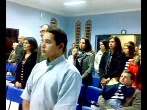 Andre Mascarenhas - Ministrando em Sapopema - Parte 1