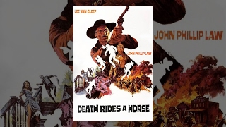 Death Rides a Horse Full Movie