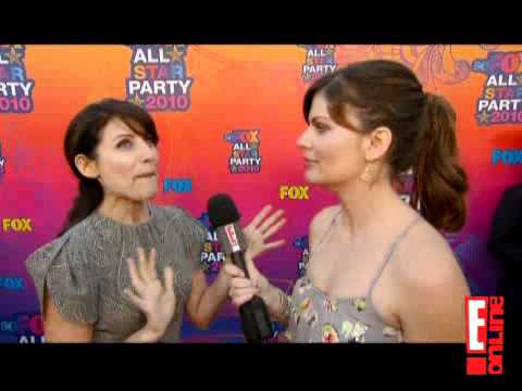 Watch with Kristin - FOX All-Star Summer Party 2010 - Lisa Edelstein