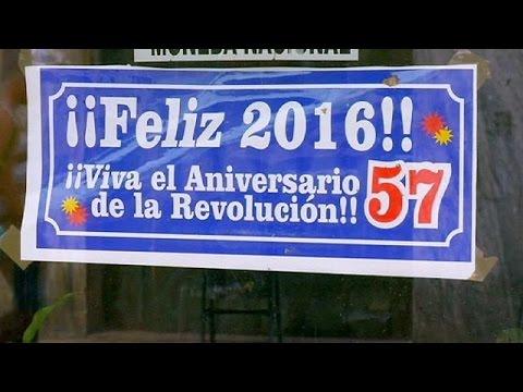 Κούβα: Επέτειος 57 χρόνων από την επανάσταση
