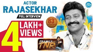 Actor Rajasekhar Exclusive Interview