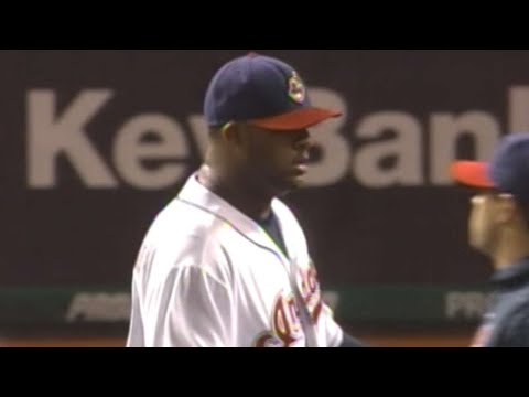 CC Sabathia shuts out the A's in 2008