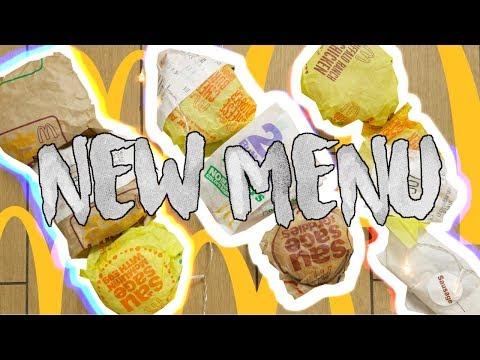 The McDonald's Entire New $1, $2, & $3  Menu