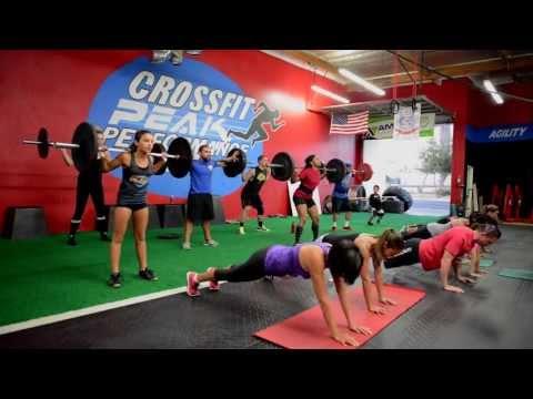 CrossFit Etowah Oct 9,2015