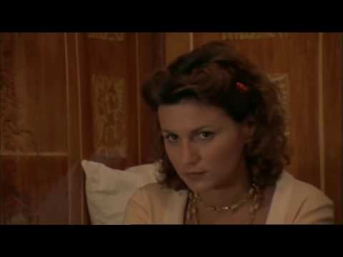 Serena Grandi romantic movie scene
