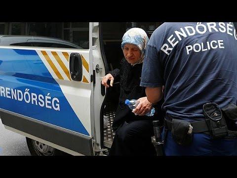Ουγγαρία: Εντοπισμός δεκάδων παράτυπων μεταναστών από τις συνοριακές αρχές
