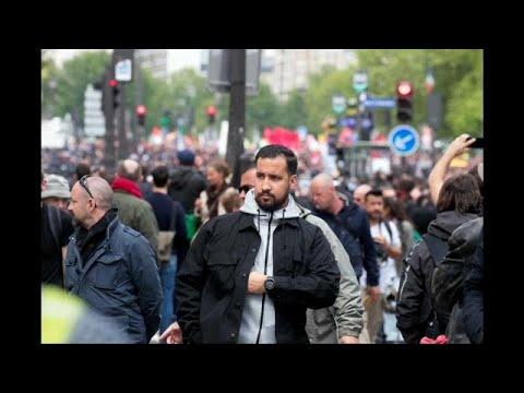 Frankreich: Erneut Ärger um Macrons Ex-Leibwächter Be ...