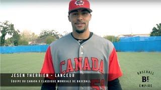 Jesen Therrien - Équipe du Canada