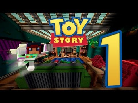 Minecraft: Toy Story (Parte 1)