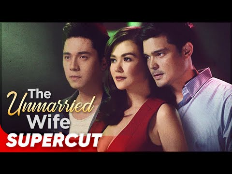 The Unmarried Wife | Angelica Panganiban, Dingdong Dantes | Supercut | YouTube Super Stream