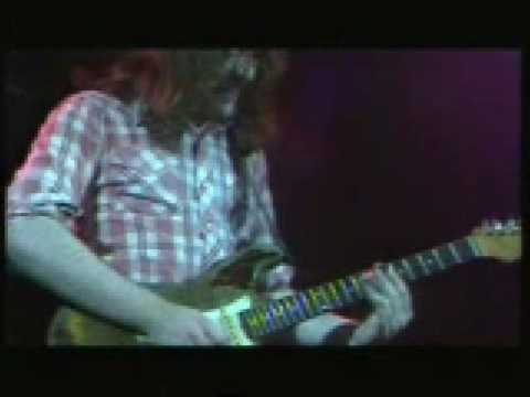 Rory Gallagher Brute Force And Ignorance 1979 live