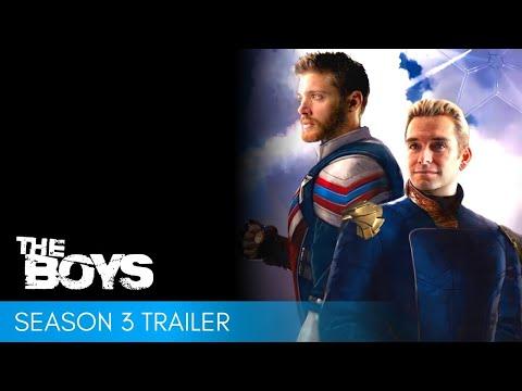 THE BOYS Season 3 (2021) Trailer | Amazon Prime Video