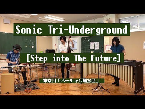 神奈川「バーチャル開放区」Sonic Tri-Underground  Step into The Futureの画像