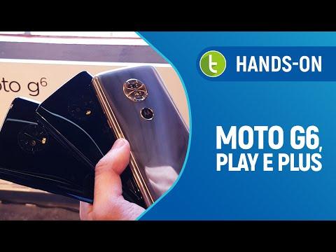 Tudocelular - Moto G6, Play e Plus: Tudo sobre o
