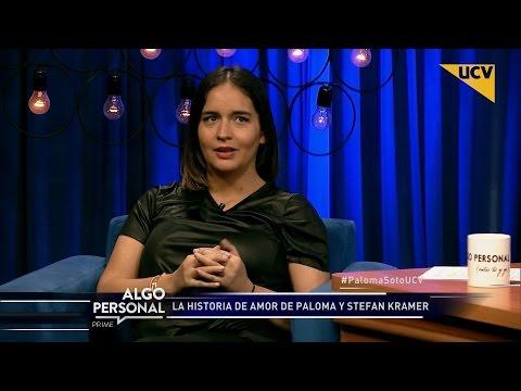 video Paloma Soto habla del tratamiento psiquiátrico de Stefan Kramer luego del Festival de Viña
