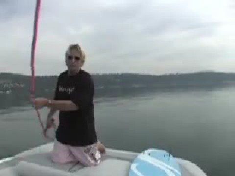 How to Throw the Rope in the Boat