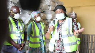 Victims Support Fund Covid-19 Task Force Donates Food items and PPE's to Ogun State