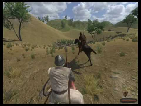 E3 2009 Mount & Blade: Warband trailer