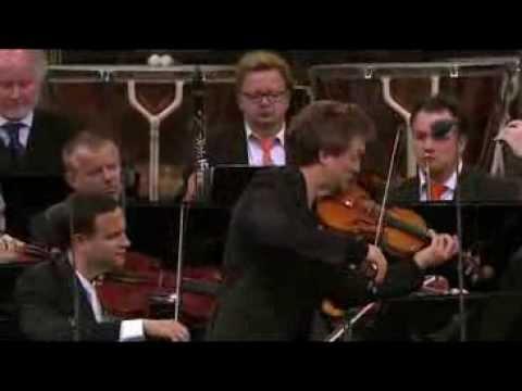 Christian Tetzlaff und Berliner Philharmoniker, Waldbühne 2013