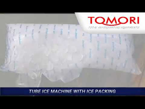 ICE PACKING MACHINE FULL AUTOMATIC | TOMORI ICE PACKING MACHINE