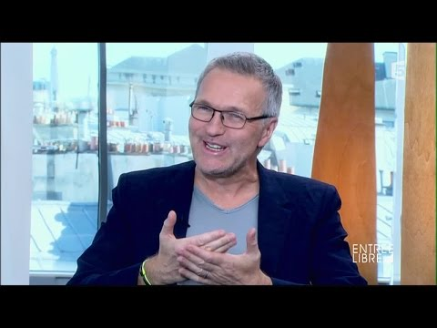 Entretien avec Laurent Ruquier