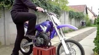 1. Yamaha Yz 85 2007