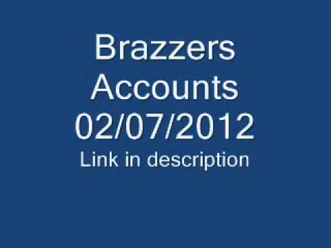 Brazzers Accounts 02 July 2012 (видео)