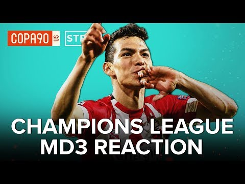 Video: Champions League Matchday 3 Reaction | Sit Talk Football Uncut