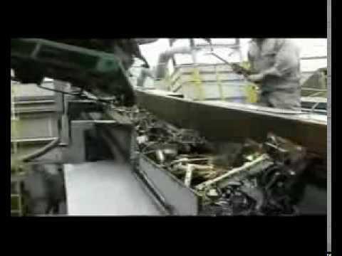 Kubota Vertical Shredder