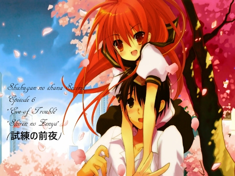 Shakugan no shana Second Episode 6 english subs