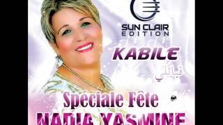 Nadia Yasmine live féte KABYLE.