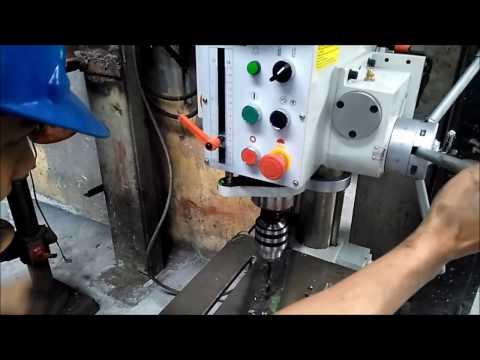 Review máy khoan bàn tự động ZB4132G
