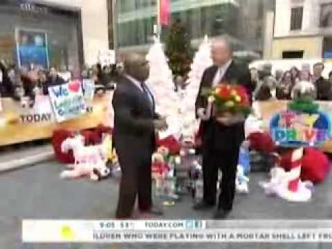 PartyLite on Today Show / PartyLite dans l'émission télévisée Today Show